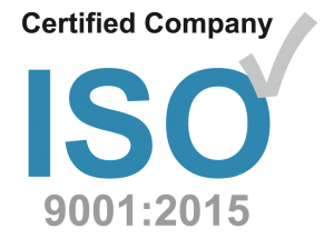 Professional Translations is ISO 9001:2015 certified